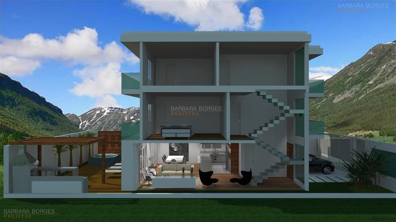 Projetos Casas Duplex
