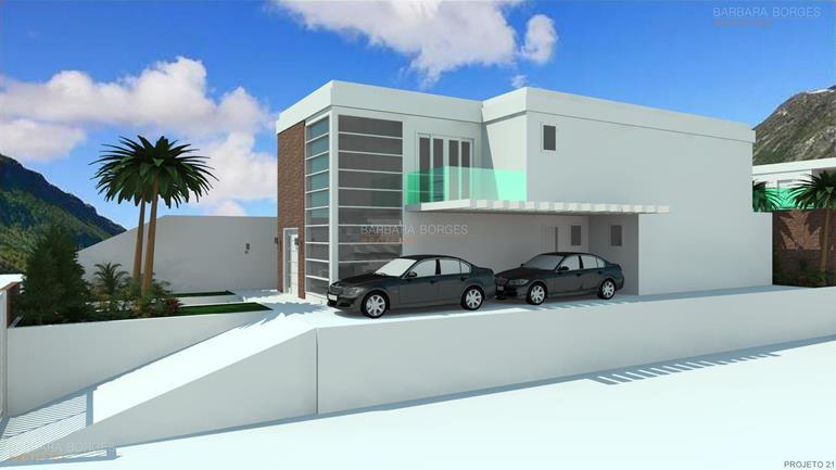 home office ideas Projetos Casas Geminadas
