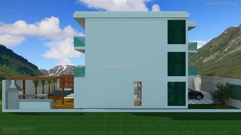 Projetos Casas Geminadas