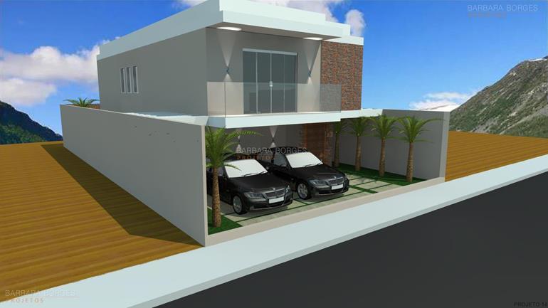 lojas de móveis em curitiba Projetos Casas Terreas