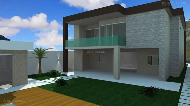 lojas de moveis sp Projetos Casas Terreas