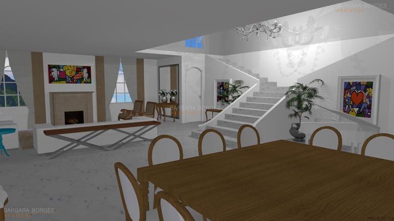 mesa redonda de jantar Projetos Móveis Dellano