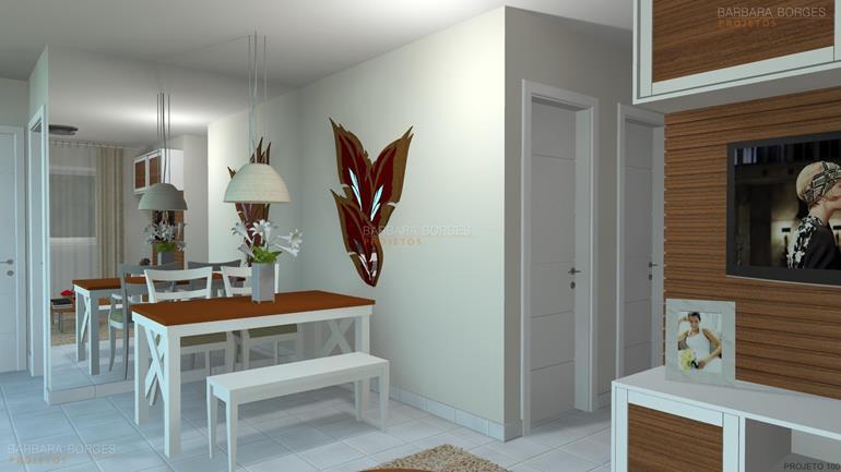 modelo de quarto casal Projetos Móveis Dellano