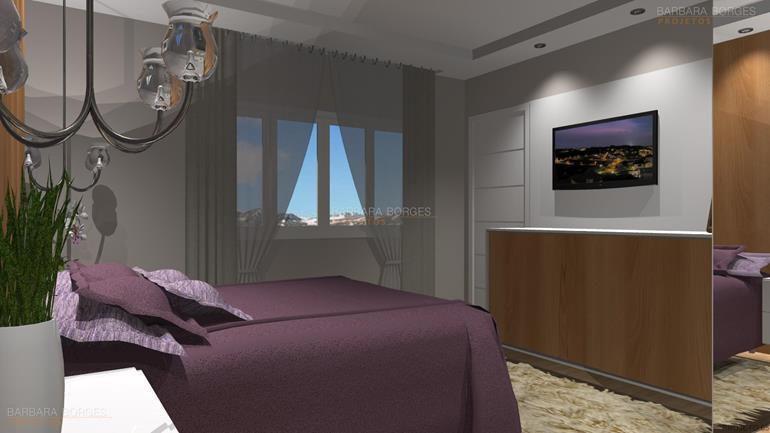 modelo de quarto pequeno Projetos Quartos