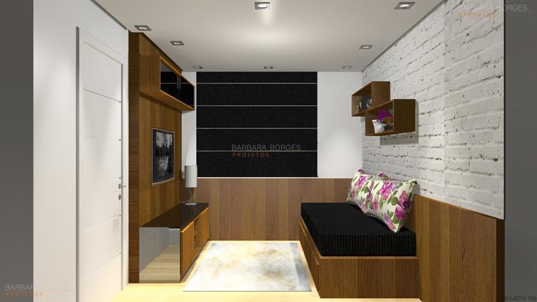 modelos de quartos para meninas Projetos Quartos