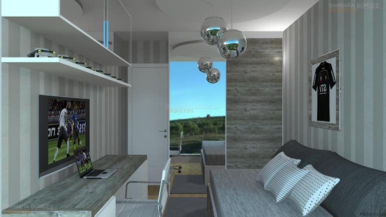 móveis para sala de estar Projetos Quartos
