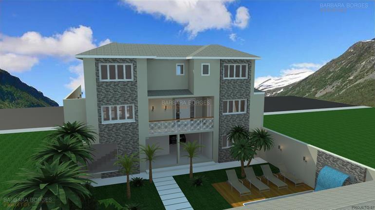 modelo de quarto casal Projetos Residenciais