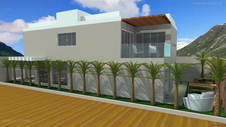 móveis para sacada de apartamento Projetos Residenciais