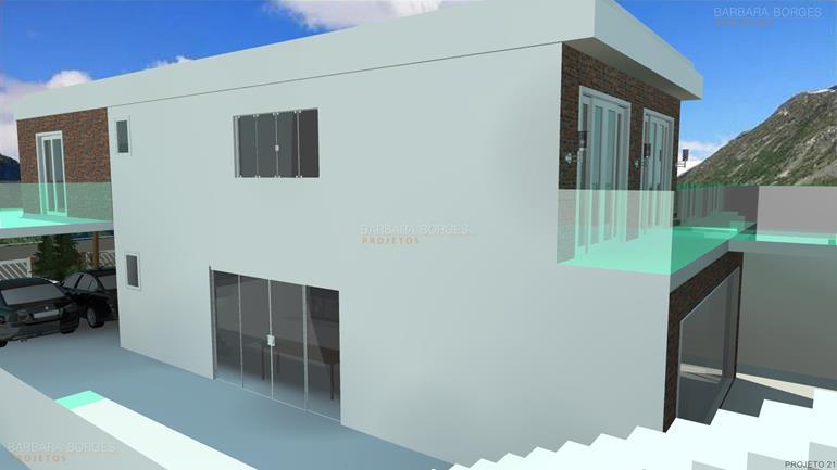 móveis para piscina Projetos Sobrados