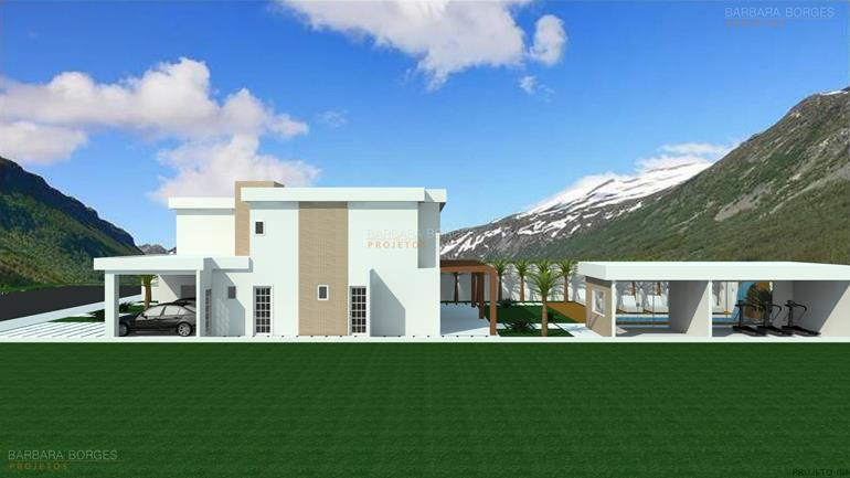 projetos de casas em 3d Reforma Casa