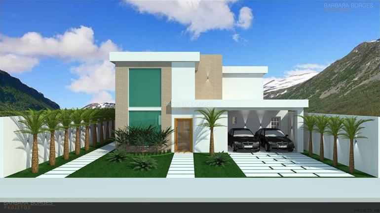 projeto construção casas Requintada Espacosa
