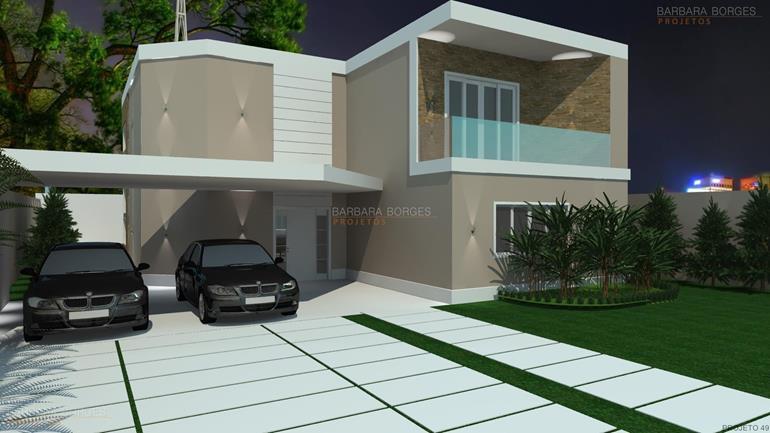 casas e decoração Sobrado 1 Quarto 2 Suites