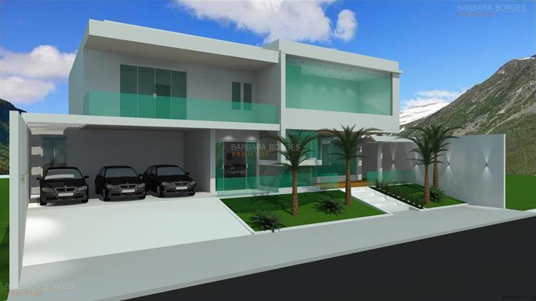 cozinhas planejadas para apartamento pequeno Sobrado 3 suites 85 metros frente
