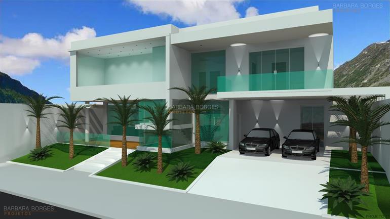 decoração de apartamentos modernos Sobrado Comercial Residencia Loja