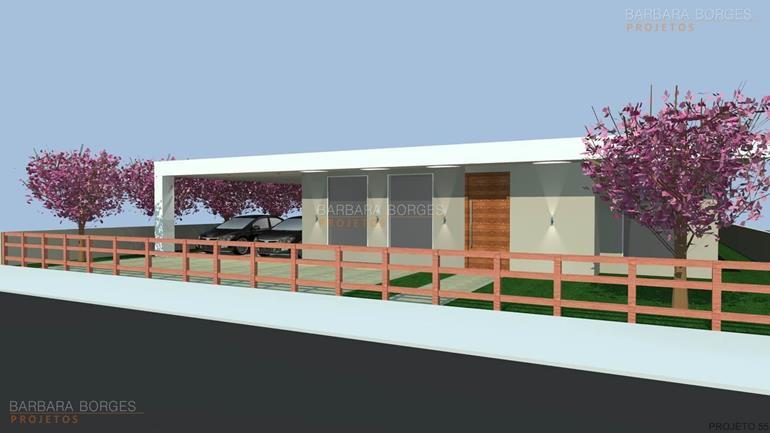 decoração de area externa com churrasqueira Sobrado Sacada 1 Suite