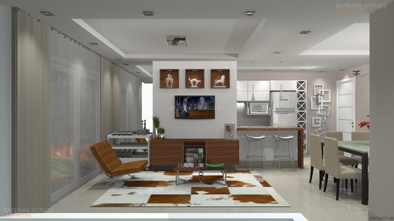 new modulados ambientes decorados