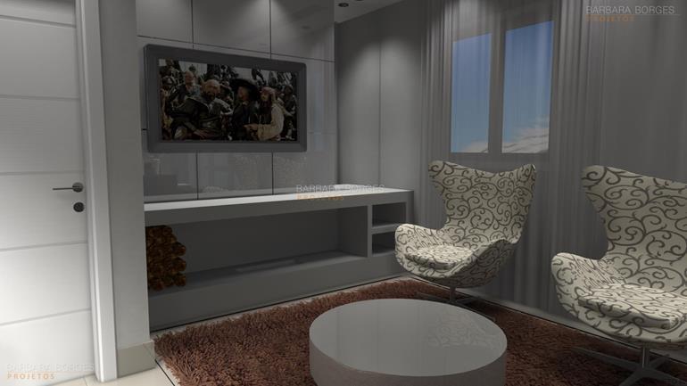 papel de parede quarto menina ambientes decorados
