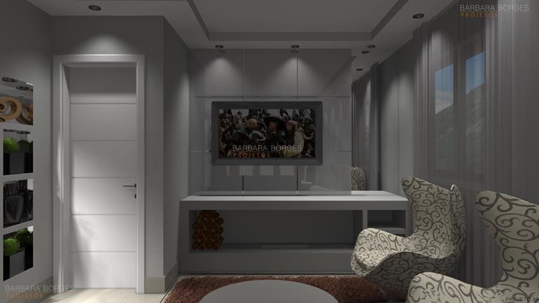 peças de decoração ambientes planejados