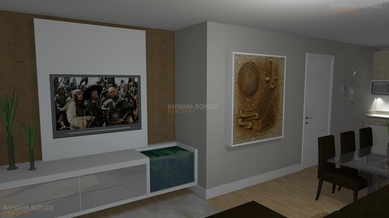 new móveis planejados apartamento decorado