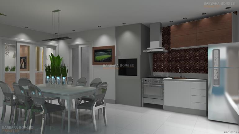 new modulados area serviço churrasqueira
