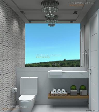 quarto sob medida armario banheiro espelho