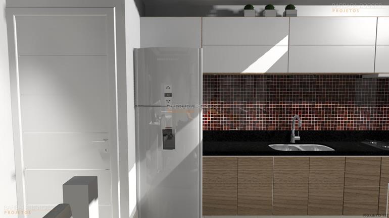 projetos de cozinhas pequenas armario cozinha