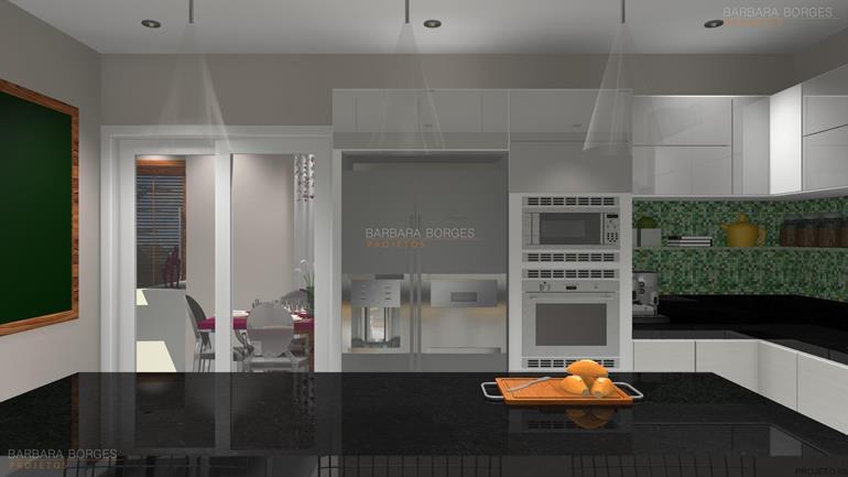 quintal com churrasqueira armario cozinha pequena