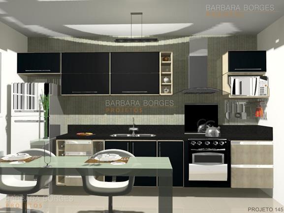 site decoração armario parede cozinha