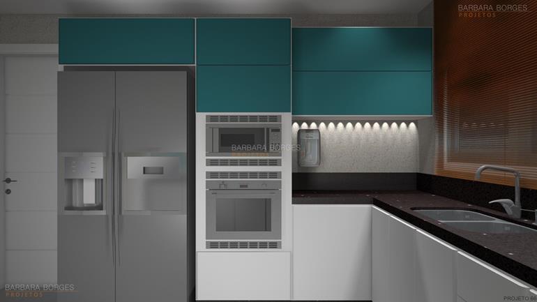 projetos de ediculas armario parede cozinha
