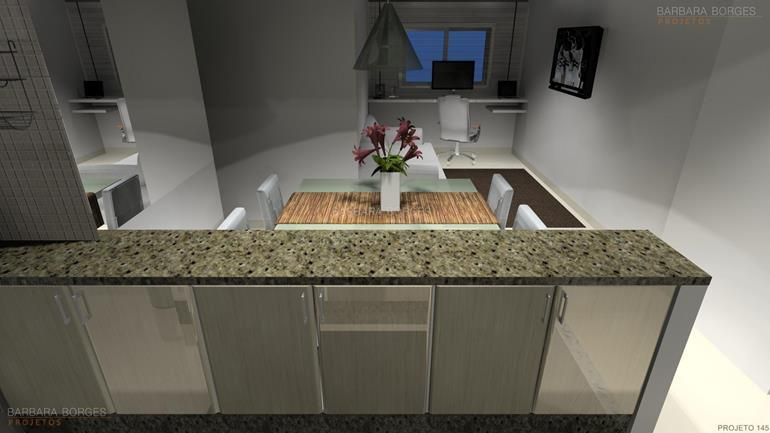 varanda gourmet apartamento armario planejado