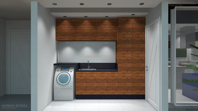 varanda gourmet apartamento armarios area serviço