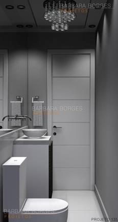 projeto de loft armarios area serviço