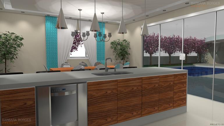 site de decoração de casas armários cozinha projeto