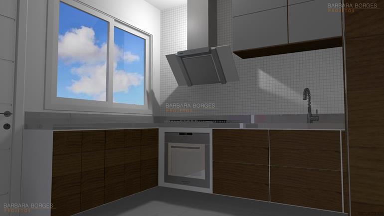 projeto de lanchonete armários cozinha projeto