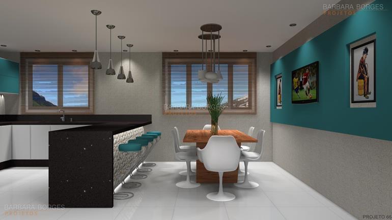 área de lazer com churrasqueira armarios planejados cozinha