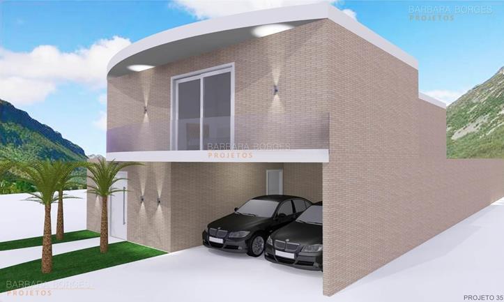área externa com churrasqueira arquitetura moderna