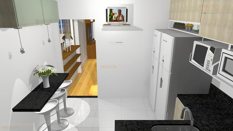 área de lazer com churrasqueira azulejos cozinha
