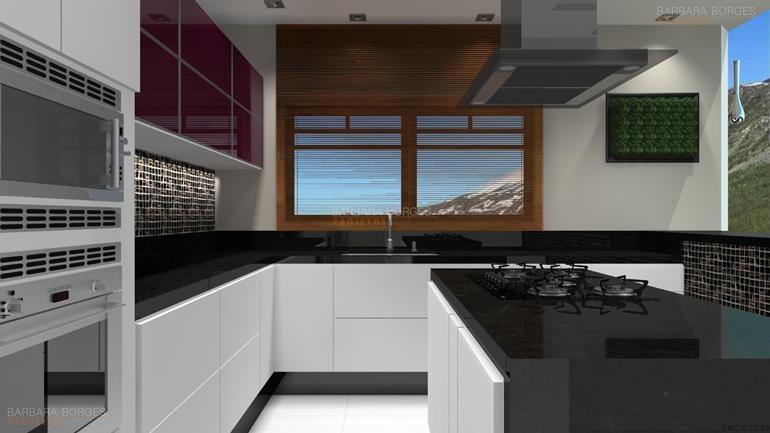 armários de cozinha planejados balcão pia cozinha