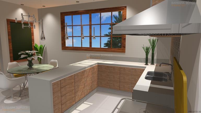 armario planejado cozinha bancos cozinha