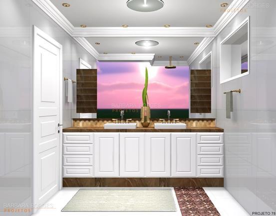 area para churrasqueira banheiro luxo