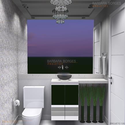 banheiro pequenos banheiro luxo