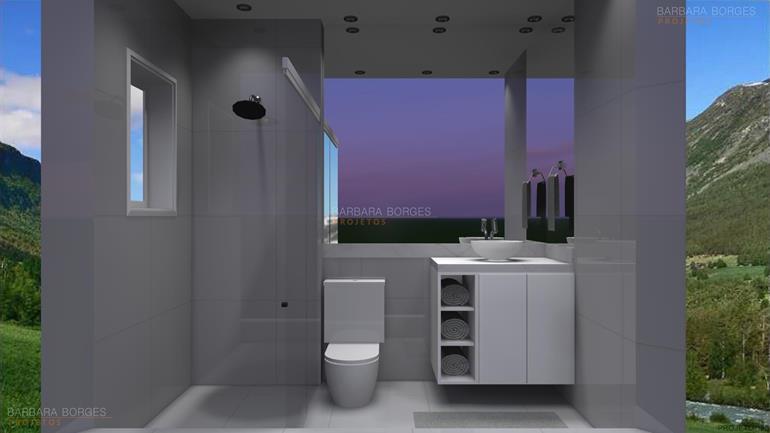 bartira moveis banheiro moderno
