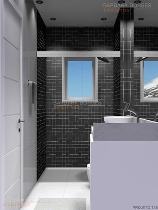 blogs de decoração de casas banheiro pastilhas