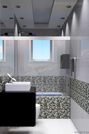 banheira para banheiro banheiro planejado