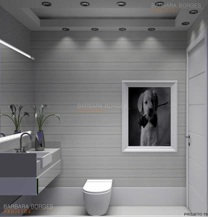 armários de quarto banheiros decorados pastilhas