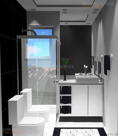 celmar moveis planejados banheiros decorados pequenos