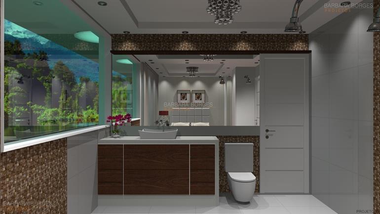 cadeiras de sala de jantar banheiros luxo