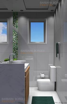 cozinha com sala de jantar banheiros modernos