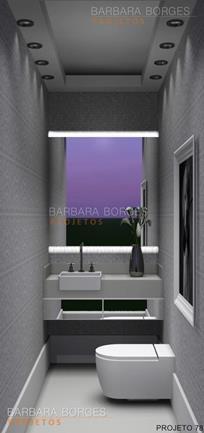 banheiro pequenos banheiros pastilhas