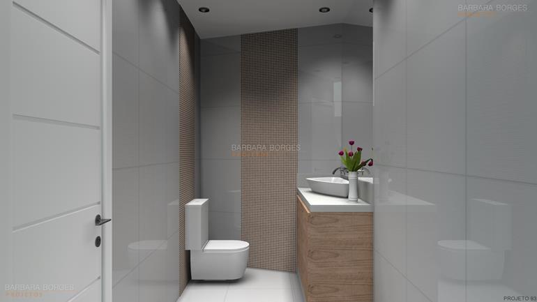 Banheiros Pequenos E Bonitos Banheiros Pequenos Planejados Banheiros Pictures -> Banheiros Simples E Bonitos E Pequenos
